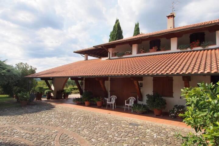 CASA PANORAMICA tra MONTALCINO e IL MARE - Borgo Santa Rita - Apartment