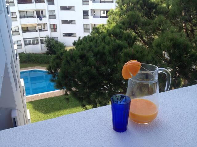 Flat in Vilamoura by the beach, golf & tennis - Quarteira - Apartment