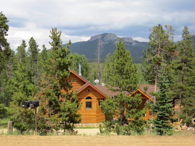 Colorado Mountain House