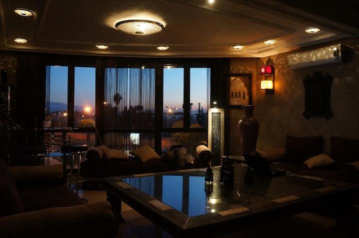 Magnifique appartement belle vue