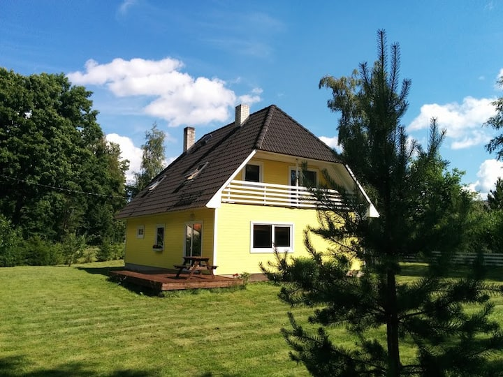Entire house in Loksa