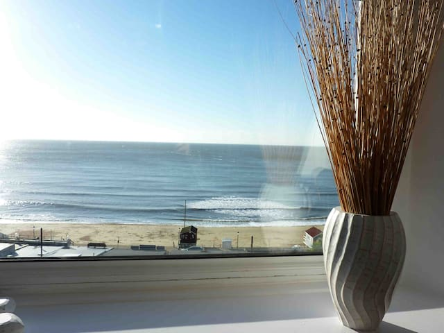 Stunning sea views over Ventnor bay - Ventnor - Apartamento
