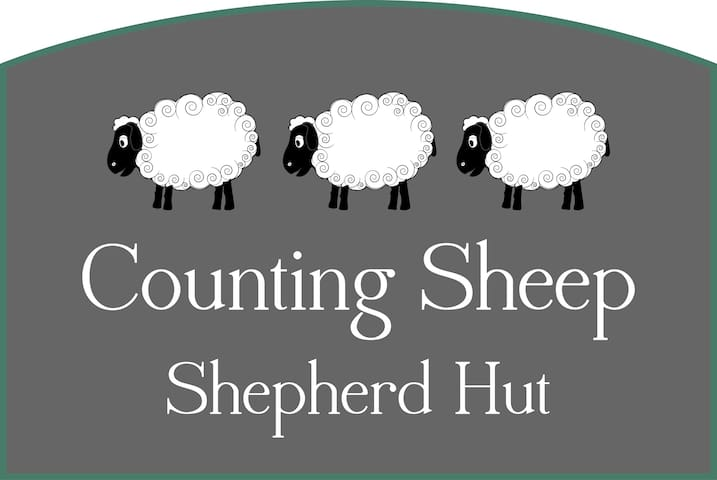Counting Sheep Shepherd Hut - Chipstable - กระท่อม