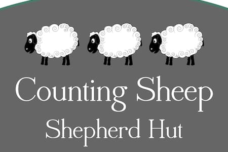 Counting Sheep Shepherd Hut - Chipstable - Skjul