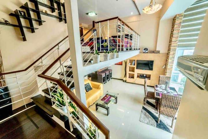 Super Cebu Loft Condo