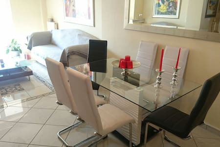 105m²Apartment near the Airport - Markopoulo Mesogeias - Appartement