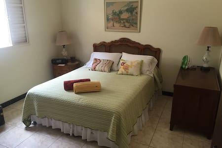 Suite com cama de casal - Lagoa Santa - House
