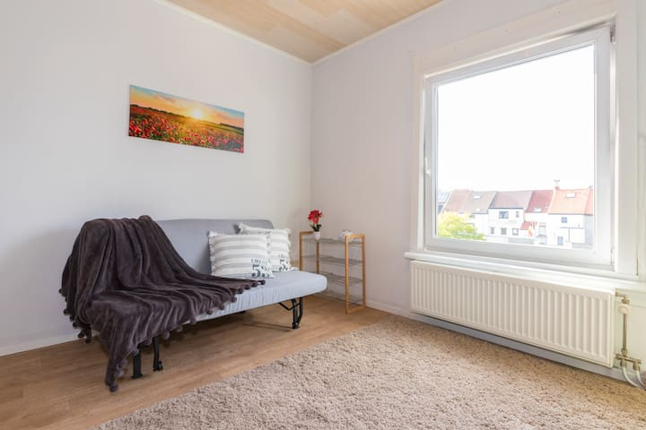 Cosy studio in citycentre next to the park - Gent - Apartment