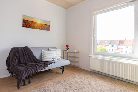 Cosy studio in citycentre next to the park - Gent - Huoneisto