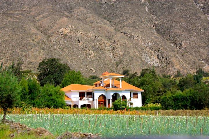 Casa Don Ciro - Huaylas