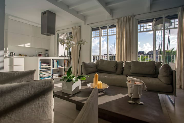 Suite Harbour - Gustavia