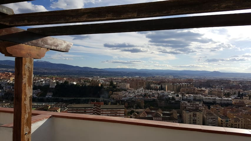 Habitaciones en Balcón de Granada
