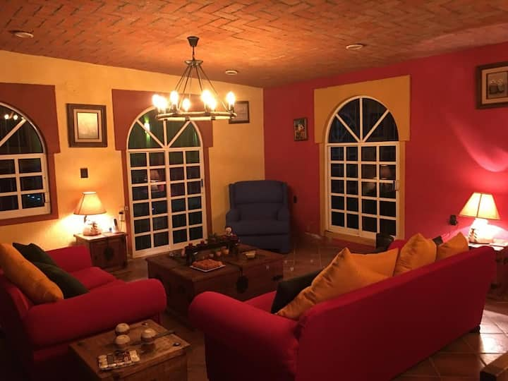 OAXACA Preciosa Casa de Campo, Casa de los Abuelos