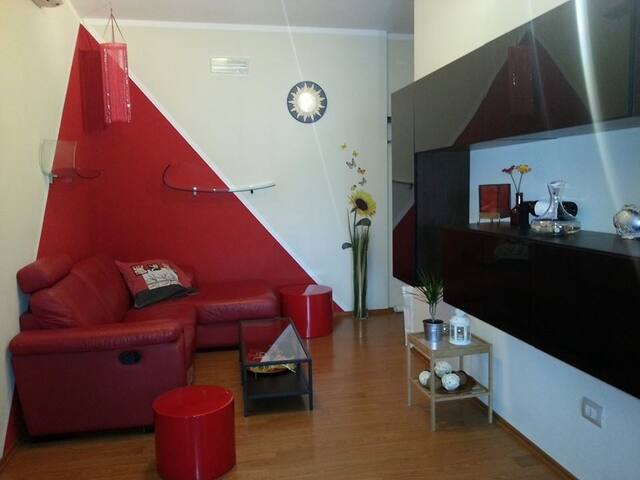 seafront, nice, cozy & confortable - Vasto - Apartment