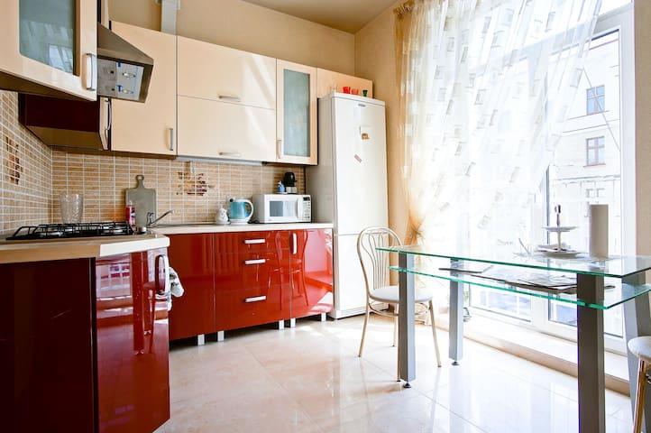Однокомнатные апартаменты - Минск - Lägenhet