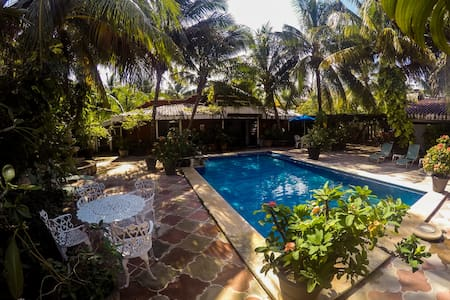 A Dream Come true Villa with swiming pool - プエルトモレロス