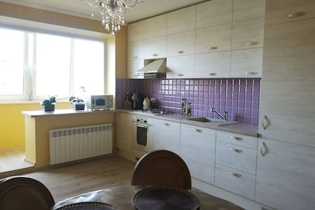 Cozy Narva apartmets 10 min to city center