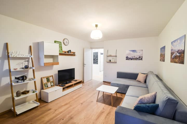 FREE parking|Near city center|Renovated|Double bed