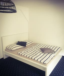 Nice and cozy Doubleroom - Rostock