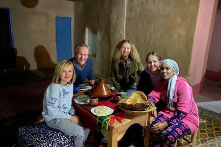 La maison berbere de saida