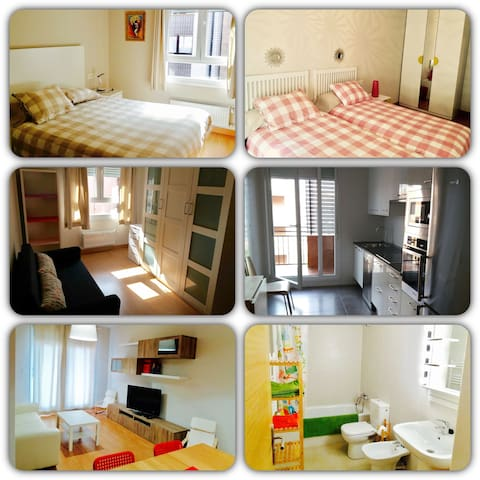 Excellent new apartment in the Urdaibai Area - Bermeo - Apartment