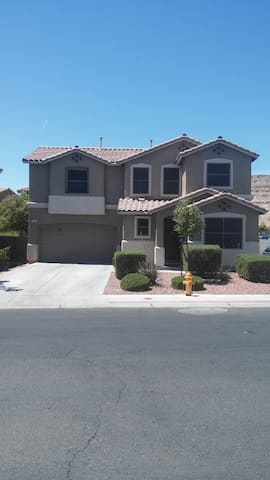 Southern Highlands 5 miles from mgm - Las Vegas - Casa