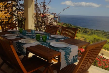 Cottage Spectacular sea views - Tertenia