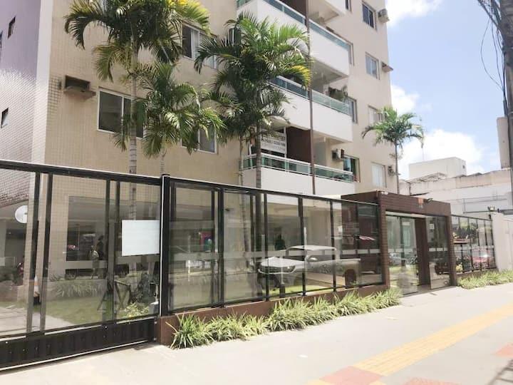 Residencial Vitória, Apartamento Completo nº 1102