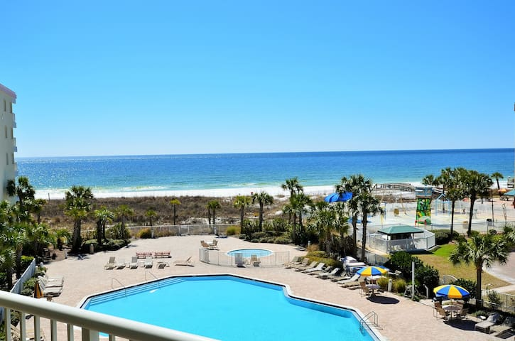 411 Destin West Beach & Bay Resort - Gulfside - Fort Walton Beach - Condomínio