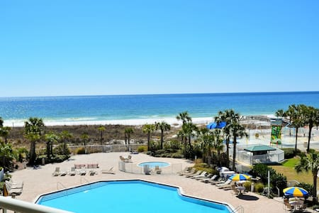 411 Destin West Beach & Bay Resort - Gulfside - Fort Walton Beach