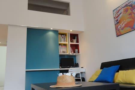 T2 proche du port Marseille endoume - Marseille - Apartment