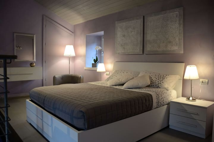 Appartamento Iris con soppalco - Feriolo - อพาร์ทเมนท์