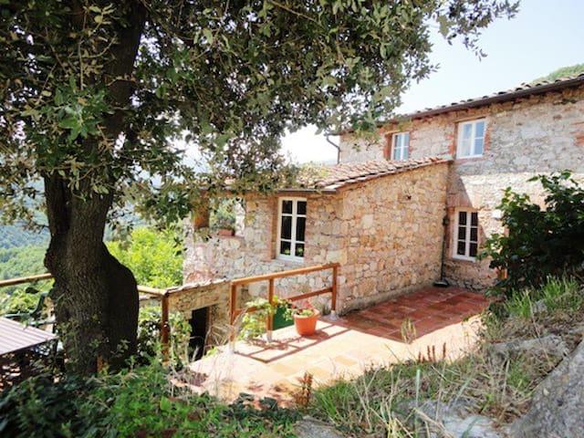 Pretty Tuscan cottage near Lucca - Borgo a Mozzano, Lucca - House
