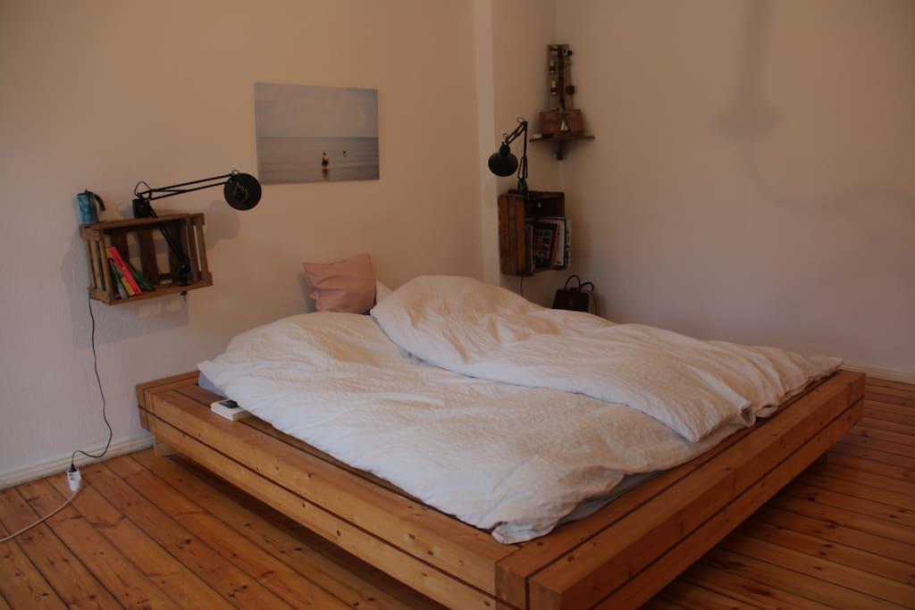 Schlafzimmer / votre chambre