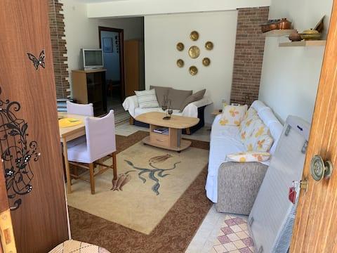 Helle ruhige Wohnung zu vermieten in Kanalaki