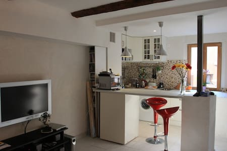 Studio apartment - Roussillon - Wohnung