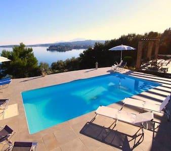 Kommeno Bay Villa - Corfu - Villa