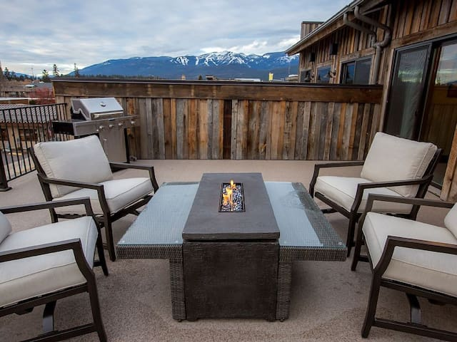 New Downtown Whitefish Penthouse! - Whitefish - Wohnung