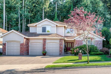 Guest Rm near King County Aquatic Ctr, Federal Way