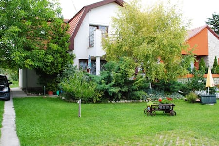 Modern, friendly apartman with  balkony /30m2/ - Balatonfüred - Appartement
