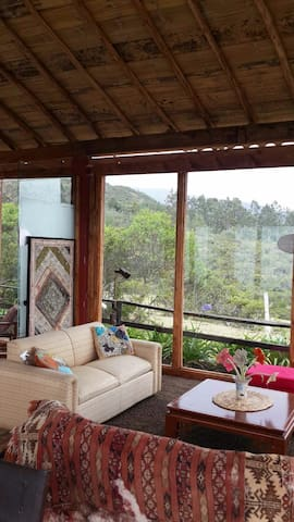 La Espartana - Cundinamarca - Pondok alam