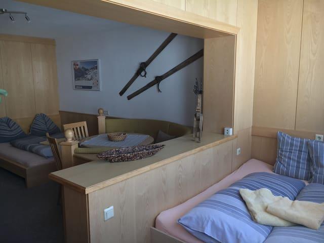 Apartman Anna Saalbach-Hinterglemm
