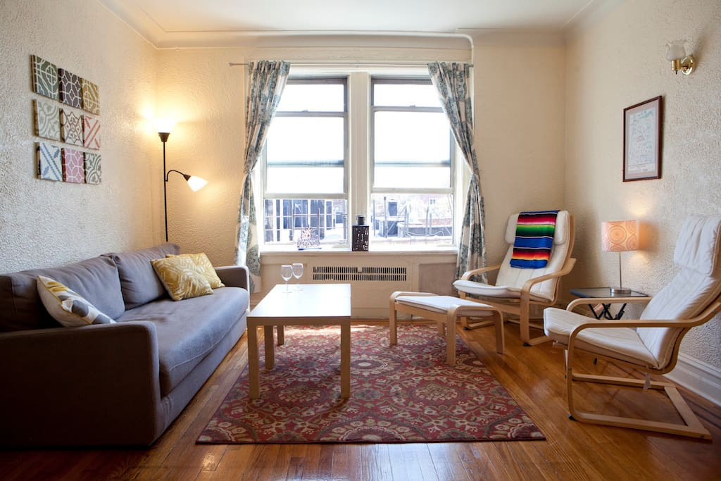 Sunny Airy Beautiful Brooklyn 1b Flats For Rent In Brooklyn New York United States