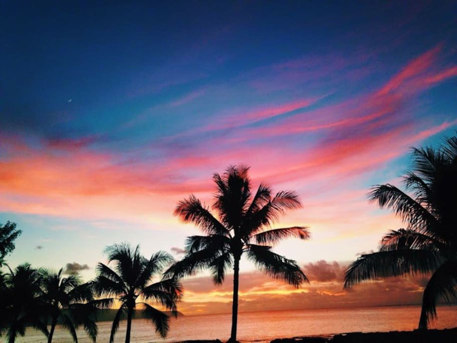 North shore sunrise!!!