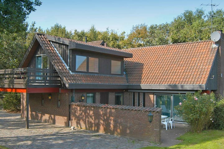 Spacious Holiday Home in Asperup Denmark with Pool