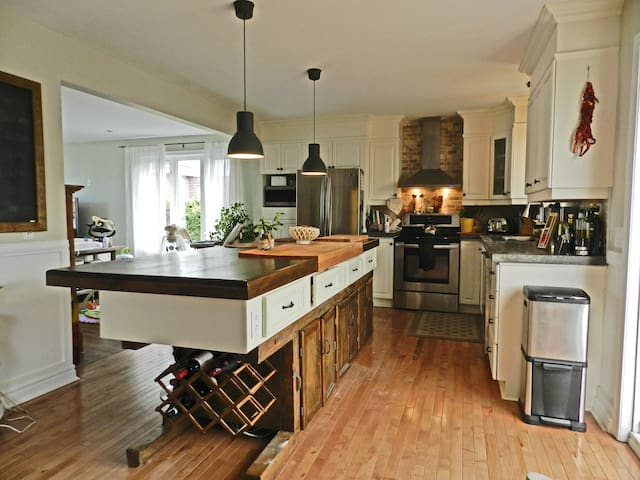 Magnifique cottage à Chambly - Chambly - House