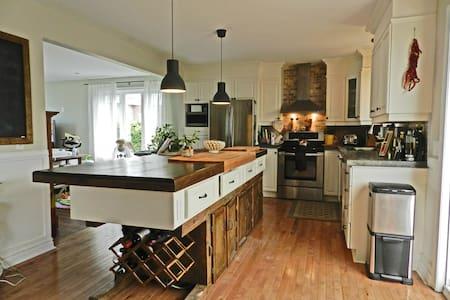 Magnifique cottage à Chambly - Chambly
