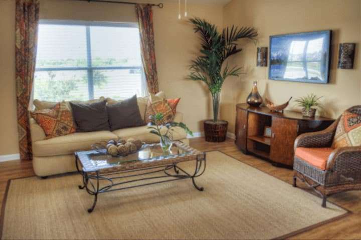 Everything you need | 2BR in Katy