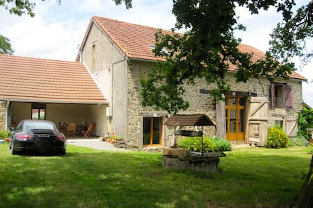 Tranquil converted barn with pool - Arnac-la-Poste - Haus