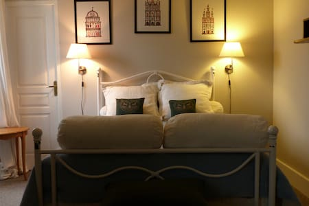 Chambre confortable proche Vichy - Charmes